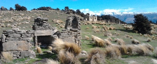 Bendigo Goldfields Heritage site...