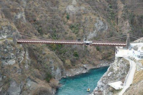 Kawarau Historic bridge Anna Humphries