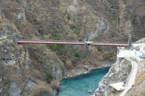 Kawarau Historic bridge Anna Humphries