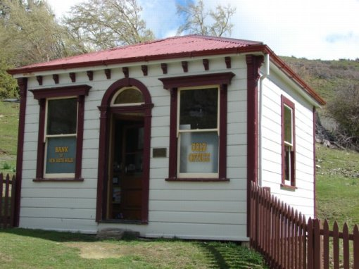 St Bathans Gold Office. DOC